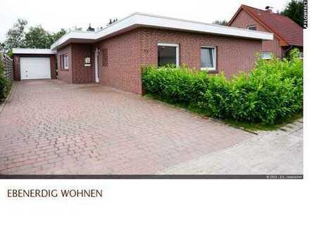 *** Renovierter Bungalow *** mit überdachter Terrasse & Garten