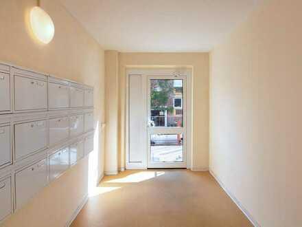 möbliertes WG-Zimmer in 2 Raum Whg. im Zentrum, renoviert & eigener EBK, s.rogge@kfh-hv.de, 0341-1