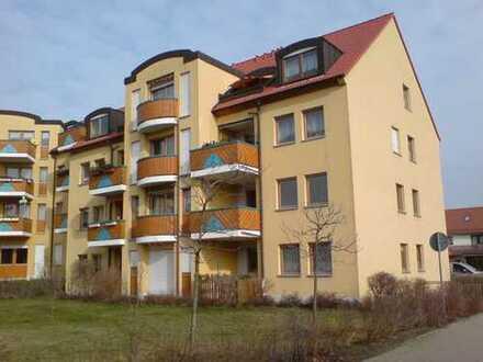 3-Zimmer-Wohnung mit Balkon und Garage in Wittichenau