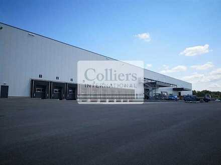 Moderne und flexibel teilbare Logistikflächen l ca. 17.500 m² l im Norden Dresdens