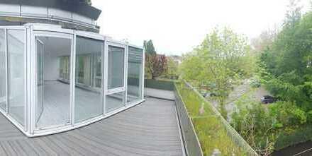 Saniertes 3-Zimmer-Penthouse mit Dachterrasse im Zentrum von Delmenhorst