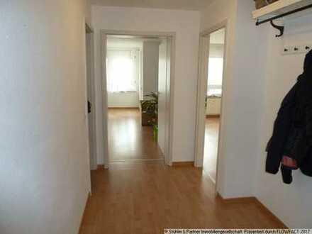 Gepflegte Wohnung mit Gartenanteil in Altdorf