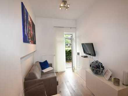 2 Zimmer Wohnung mit Terrasse, Nähe Patentamt