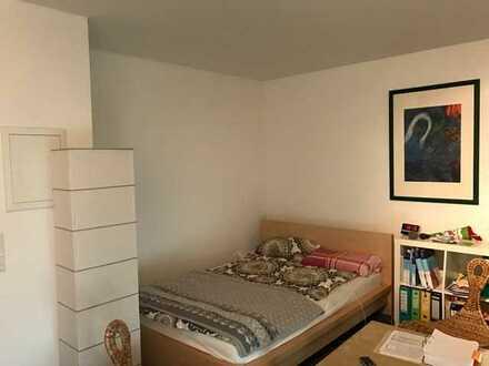 Möblierte 1-Zi.-Wohnung im Quartier am Turm in Heidelberg