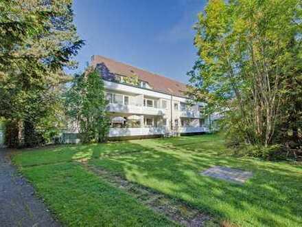 immomedia - bestens geschnittene 1-Zimmer-Wohnung mit Blick ins Grüne (vermietet)  München-Hadern