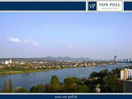 Über den Dächern Bonns: Penthouse am Rhein