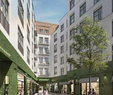 Wohnen im Facettenreich - Exklusive 3-Zimmer-Wohnung mit Dachterrasse!