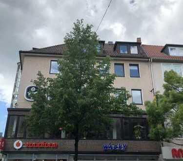 Gewerbefläche in 1A Lage Hildesheim, direkt in der Fußgängerzone