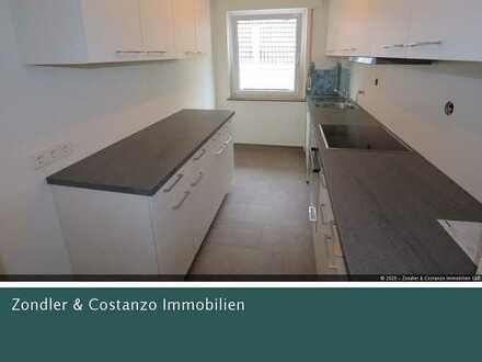 * TOP: Schöne und neu renovierte 3-Zi.-Wohnung mit EBK in ruhiger und zentraler Lage in S-Wangen *