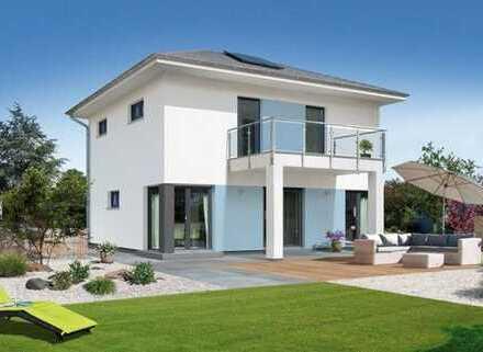 Bauen Sie sich Ihre Villa - auch in der Stadt!