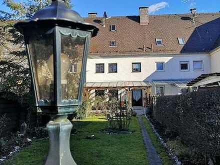 Gepflegtes 5 1/2-Zimmer-Reihenhaus in Augsburg; zentrumsnah; Bieterverfahren
