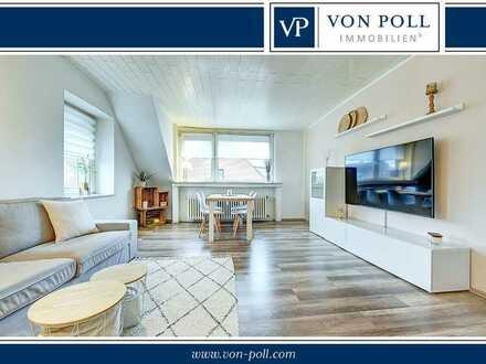 *stylisch und modern auf 3,5 Zimmern* mit EBK, ohne Balkon