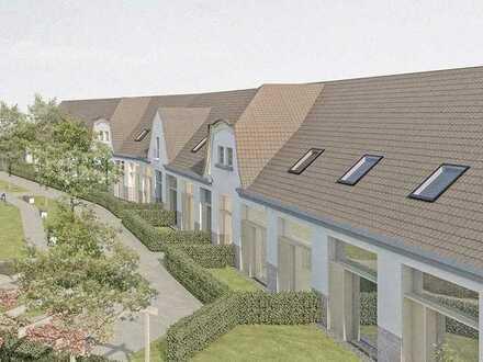 Erstbezug Loft Leben /ehemaligen Remise Landesgartenschaugelände WE3 mit großer Außenfläche/Terrasse