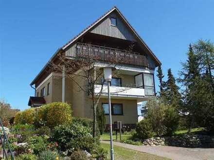 Grömitz: Schöne 2,5 Zimmer Wohnung über zwei Etagen