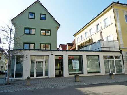 Laden -/ Bürofläche im Zentrum von Ebingen