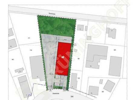 Neubau - Gewerbehalle mit Bürofläche in Dinslaken-Süd