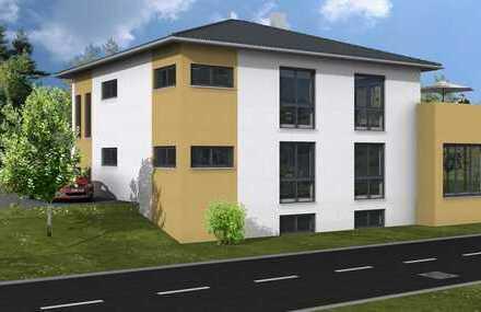 Neuwertige 3-Zimmer-OG Wohnung mit Dachterrasse in Käufelkofen
