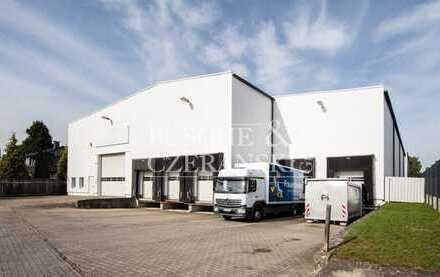 Warendorf || 5.874,34 m² Mietfläche || Mehrere Hallenteile || frei ab sofort