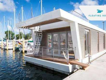 Floating Homes - Schwimmendes Ferienhaus in Großenbrode - Urlaub auf dem Wasser