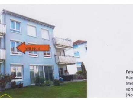 Attraktive 2-Zimmer-Wohnung mit Balkon in Eggenstein