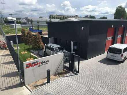 Neubau Lager- und Garagenpark mit 30 Mieteinheiten, Leimen / St. Ilgen