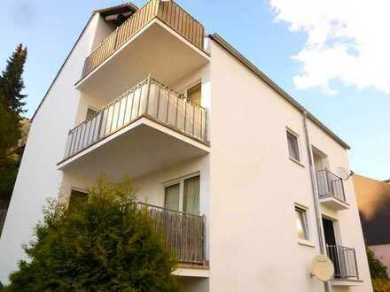 VOLLTREFFER / Dachgeschosswohnung in Sonnenberg