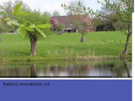 Repräsentatives Landhaus mit 1,8 ha Grundstück - Pferdehaltung möglich