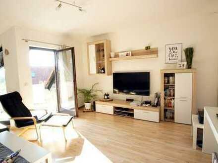 Der Traum für Singles und Paare - Wohnung mit eigenem Garten