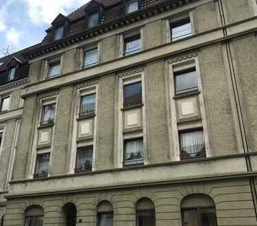 Schöne 2-Zimmerwohnung mit Balkon in gepflegtem Haus am Dortmunder Hafen