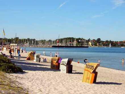 Eckernförde: Süsses Altstadthaus möbliert ab sofort zu vermieten - auch als Dauerferienhaus