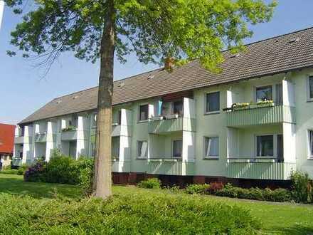 Helle, freundliche Wohnung mit Balkon