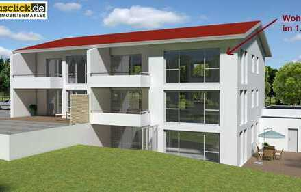 Moderne, helle Neubauwohnung zu verkaufen