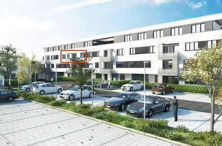 Hochwertige 3-Zimmer-Wohnung Südausrichtung mit Loggia-Balkon