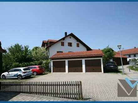 schöne 3-Zimmer-Wohnung mit Südbalkon in zentraler Lage von Roßhaupten
