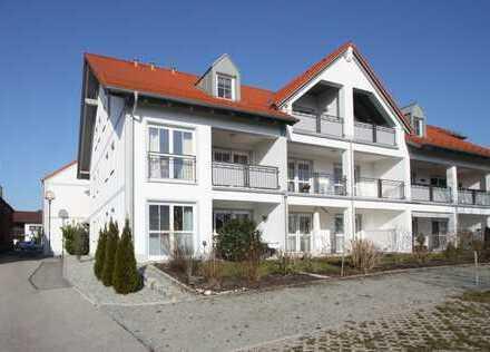 Neuwertige 2-Raum-Wohnung mit Terrasse in Bad Füssing / Würding