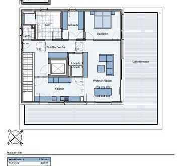 Traumhafte Penthouse-Wohnung (Whg. 12)