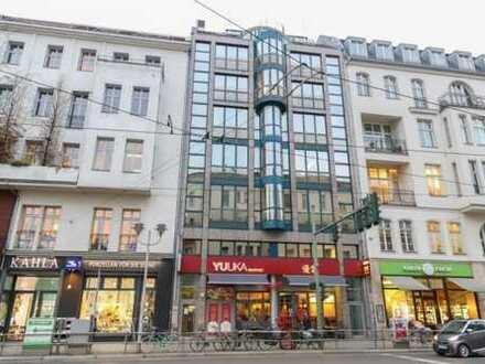 Möblierte 2 Zimmer Wohnung direkt in der Friedrichstraße Ecke Oranienburger Straße!