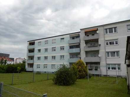 WG-gerechte Wohnung in ruhiger zentrumsnaher Lage