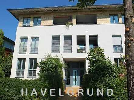 Freie 3 - Zimmer Eigentumswohnung im Erdgeschoss - ganz nah an der Berliner Grenze