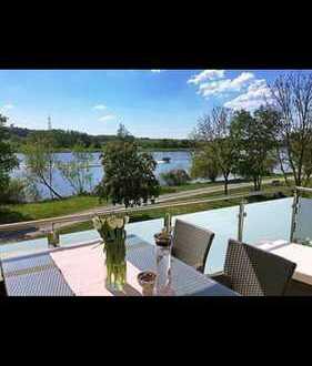 DIREKTE MAINLAGE, Kleinostheim, 4 Zi. Luxus Whg. 127 m²