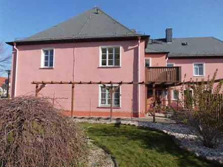 Modernisierte 2-Zimmer-Wohnung mit Balkon in Moritzburg