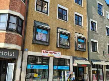 Wohn- und Geschäftshaus als Kapitalanlage im Zentrum von Eichstätt