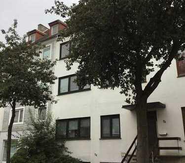 Exklusive, modernisierte 1-Zimmer-Wohnung mit Terrasse in Bremen