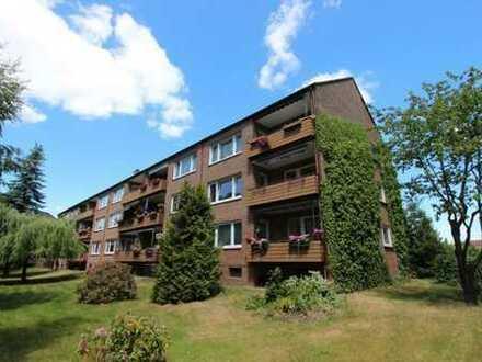 Geräumige 3-Zimmerwohnung in Lüchow mit Balkon