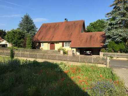 Schönes gepflegtes Einfamilienhaus in Traumlage