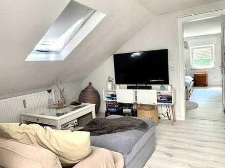 Traumhafte 2-ZKB Wohnung in zentraler Lage mit kleinem Wintergarten