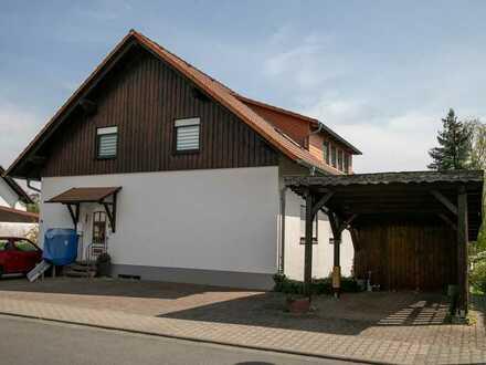 Renovierte 3-Zimmer Wohnung in Ortsrandlage von Fr.-Cr.