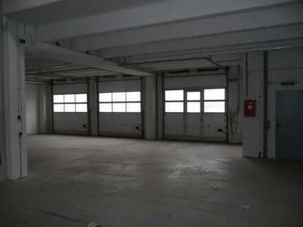 Moderne Lagerflächen / Hallenflächen mit Büro in Gewerbepark - unterschiedliche Größen darste