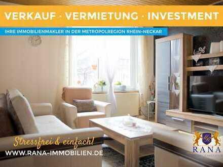 Der erste Schritt zum eigenen Wohnglück ·Gemütliche 3 ZKB Etagenwohnung nähe Fachhochschule Worms