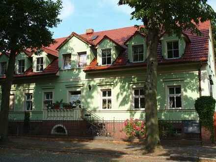 3-Zimmer-Wohnung am historischen Dorfplatz
